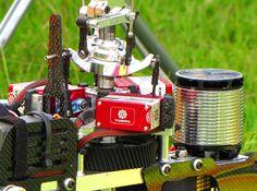 helikopter rc elektronika i napęd