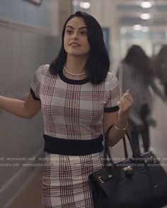 Veronica Lodge Fashion on Riverdale Veronica Lodge Outfits, Veronica Lodge Fashion, Veronica Lodge Style, Fashion Tv, Black Girl Fashion, Veronica Lodge Aesthetic, Veronica Lodge Riverdale, Camila Mendes Veronica Lodge, Classy Outfits