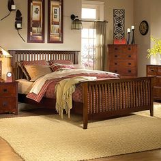 This is the set we have now but with a queen.  We need the bigger bed.
