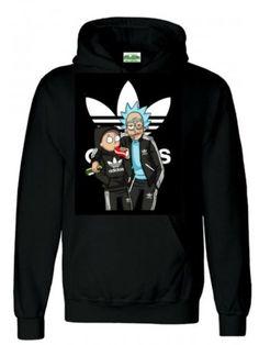 Rick Hoodie Thrasher Sweatshirt morty KIDS /& ADULTS Magazine Pullover xs-3xl