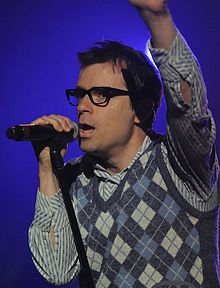 Rivers Cuomo, the epitome of nerdy cool...will you be my boyfriend?