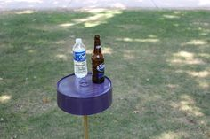 The DIY Couple: Yard Game Table