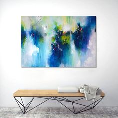 Informal Paintings directly from my own studio. Here you will find original abstract acrylic paintings.