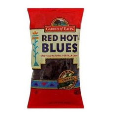 Garden of Eatin Red Hot Blues Chips These chips are so delicious