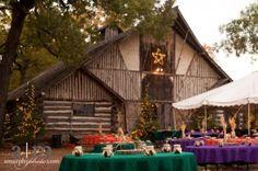 The Barn At Vive le Ranch - Tulsa OK - Rustic Wedding Guide