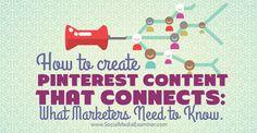 create pinterest con
