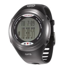 Soleus Unisex SG004026 GPS Tour Black and Stainless Steel Digital Watch *** Visit the image link more details. Note:It is affiliate link to Amazon.