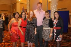 Scott and I with some of our team members at the Leeds #Scentsy Convention - http://www.wickfreecandles.net/