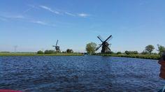 Tussen Leiderdorp en Hoogmade in!