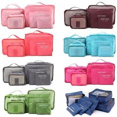 Home Use Non-Woven Storage Bag Quilt Blanket Closet Transparent Inspection Receive Clothing Organizer Box Loja Online