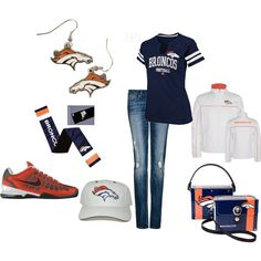 I don't like the Denver Broncos much even if I'm from colorado but this is really Adorable