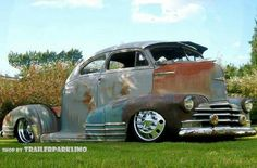 47 Chevy coupe turned COE_probably photoshop, interesting. Pinterest finds don't give you any info (starting to hate that)