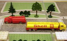 LEGO 1950/60er: Stadtplan / VW / Bully / Shell / Esso / usw in Wetzikon ZH von cyan74 kaufen bei ricardo.ch