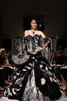 Style no. 715- La Vie En Rose Collection 2008