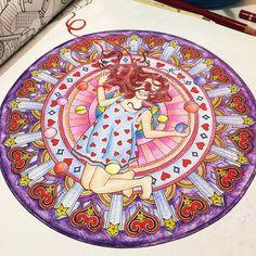 #thepresent #dariasong #dariasongthepresent #coloringbook #coloringbookforadults #coloring #colorindolivrostop #divasdasartes #boracolorirtop