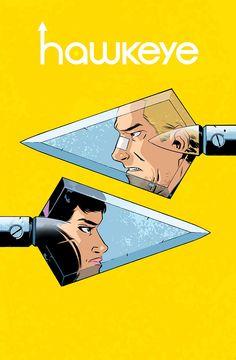 All-New Hawkeye No. 5 Cover Featuring Hawkeye, Kate Bishop Marvel Comics Poster - 30 x 46 cm Marvel Comics, Marvel Dc, Scarlet Book, Star Trek, Hawkeye Comic, Hawkeye Marvel, Phil Noto, Black Widow Avengers, Young Avengers
