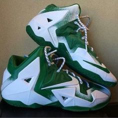 "Nike Lebron 11 ""Michigan State"""