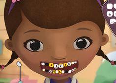 Juegos Dentistas.com - Juego: Doctora Juguetes - Jugar Juegos Gratis Online