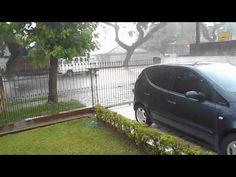 Chuva em Curitiba, Na Vila São Jorge as 19:00