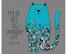 lisa congdon / the teal cat project