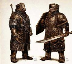 Dwarven Armor | Erebor Dwarf