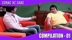 Dimag Ki Dahi - Compilation 01 - Funny Comedy Video - Comedy One
