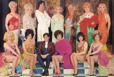 1960s drag queens. Oh hell yes.