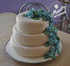 Tort weselny wykonania Ady Jarocińskiej
