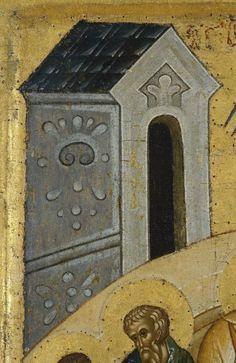 Iconostas Rusia sec. Ancient Art, Ancient History, Art History, Byzantine Icons, Byzantine Art, Art Icon, Orthodox Icons, Angel Art, Sacred Art