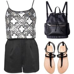 Untitled #19 by eleanorandkendall on Polyvore featuring polyvore, fashion, style, Boohoo and Zara