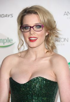 5e3a16bfb38 Helen Flanagan Specsavers Spectacle Wearer of the Year 2012 held at  Battersea Power Station - Arrivals