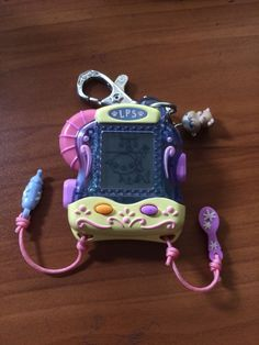 2005 Hasbro Littlest Pet Shop Hamster Digital Virtual Per Electronic Keychain 3 Baby Hamster, Hamster Care, Lps Clothes, 90s Kids Toys, Virtual Pet, Little Pet Shop, Polly Pocket, Oldies But Goodies, My Memory