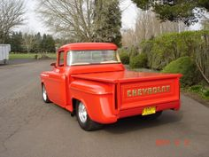 Complete body and paint restoration 55 Chevy Truck, C10 Trucks, Classic Chevy Trucks, Vw Rat Rod, Chevy Pickups, Pick Up, Restoration, Paint, Cars