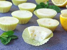 Fat bombs are becoming more and more popular within the low-carb community and for a good reason! They are an easy keto treat or snack, and to consume during a fat fast. These lemon treats are just … Keto Lemon Fat Bombs, Fat Bombs Low Carb, Keto Bombs, Key Lime Fat Bombs, Low Carb Sweets, Low Carb Desserts, Low Carb Recipes, Dessert Recipes, Atkins