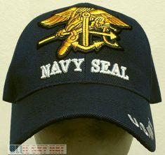 United States Navy Seal Team Hat Trident Kappe U.S Special Warfare Ball-Kappe F3