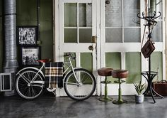 Hardwearing furniture and accessories - perfect for industrial-inspired interiors #barkerandstonehouse