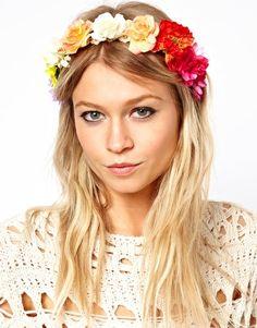 Limited Edition Festival Flower Headband
