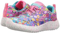 Skechers Burst - Emoti-Cutie 81911L Girl's Shoes