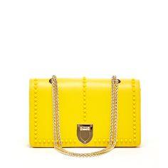 Josie - Leather Crossbody Bag with Studs