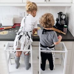 Would they like to make dinner for us as well? What were some of your favorite hobbies as a child?