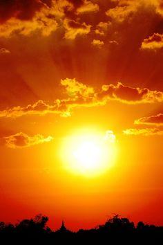 """h4ilstorm: """"2008-1-17—SARANART TEMPLE-Sun Set 148 (by Jon in Thailand) """""""