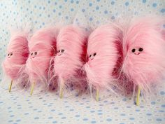 tiny cotton candy by scrumptiousdelight, via Flickr
