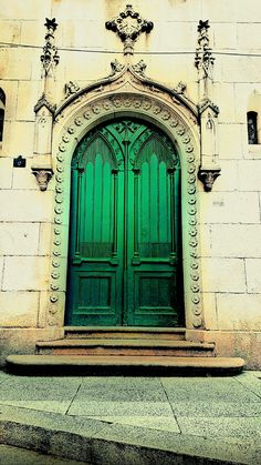 Green... Ourense