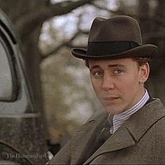 "Tom Hiddleston as Randolph Churchill in The Gathering Storm (2002). Gif-set (by thehumming6ird): http://maryxglz.tumblr.com/post/162351518127/thehumming6ird-tom-hiddleston-as-randolph "" """
