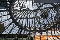 Huang Yong Ping offre sa version de Monumenta au Grand Palais
