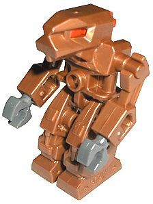 Lego MiniFig Exo Force Robot Iron Drone 2 by LEGO. $8.99. Mini Figure. Bronze Iron Drone w/ Red Eyes. Appears in sets   *  7707: Striking Venom  More details...   7707  Striking Venom  *  7711: Sentry  More details...   7711  Sentry  *  7721: Combat Crawler X2  More details...   7721  Combat Crawler X2  *  8117: Storm Lasher  More details...   8117  Storm Lasher