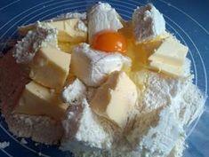 Sós túrós Szilveszteri ropogtató //sós sütemény// | Izabela Ráczová receptje - Cookpad receptek Camembert Cheese, Rum, Dairy, Food, Eten, Meals, Rome, Diet