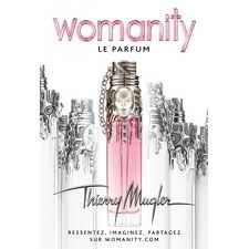 Womanity Thierry Mugler