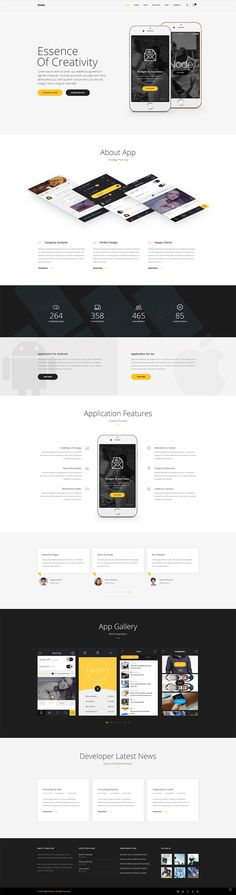 Craft a modern app showcase in no time: all you need is Node WordPress theme. Themes App, Product Branding, App Home, Creative Business, Wordpress Theme, Ecommerce, Conference, Web Design, Layout