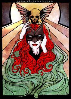 Batwoman by ne0nic0.deviantart.com on @deviantART #geek #katekane #dccomics